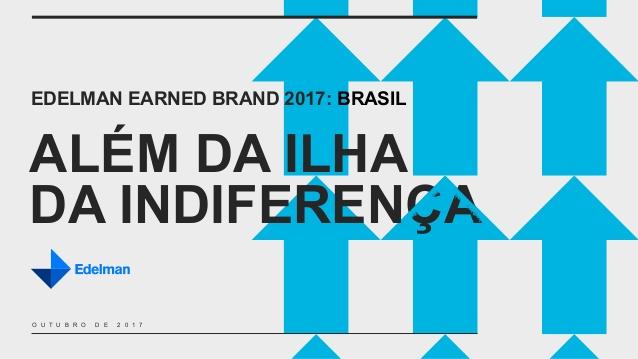 Edelman Earned Brand 2017