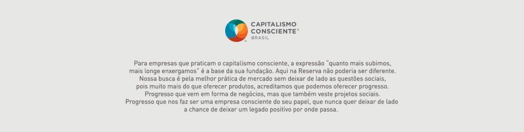 capitalismo consciente banner Reserva